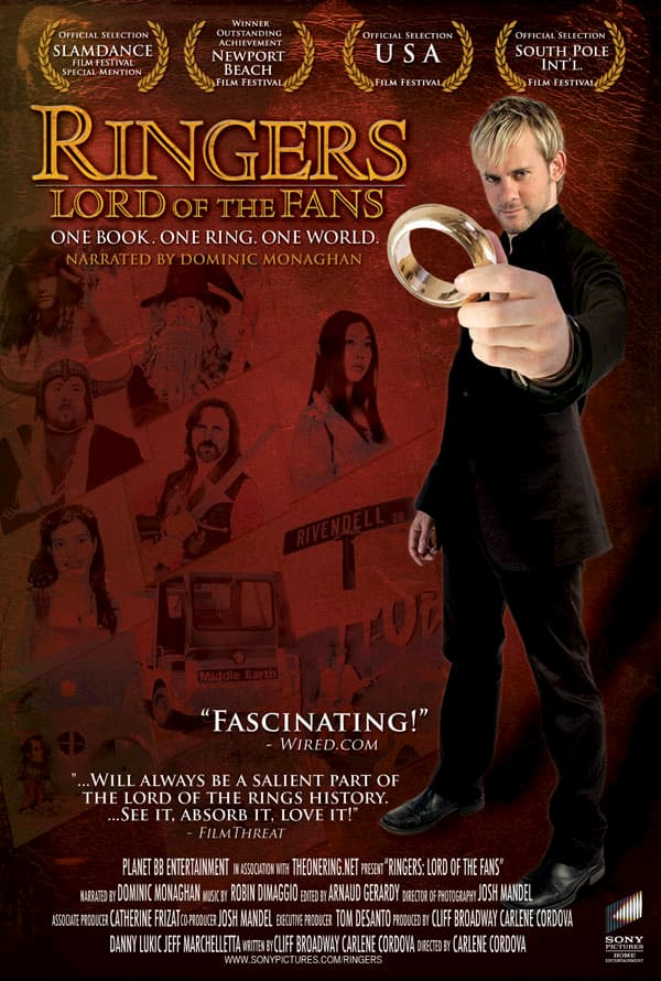 Ringers: Lord of the Fans Key Art